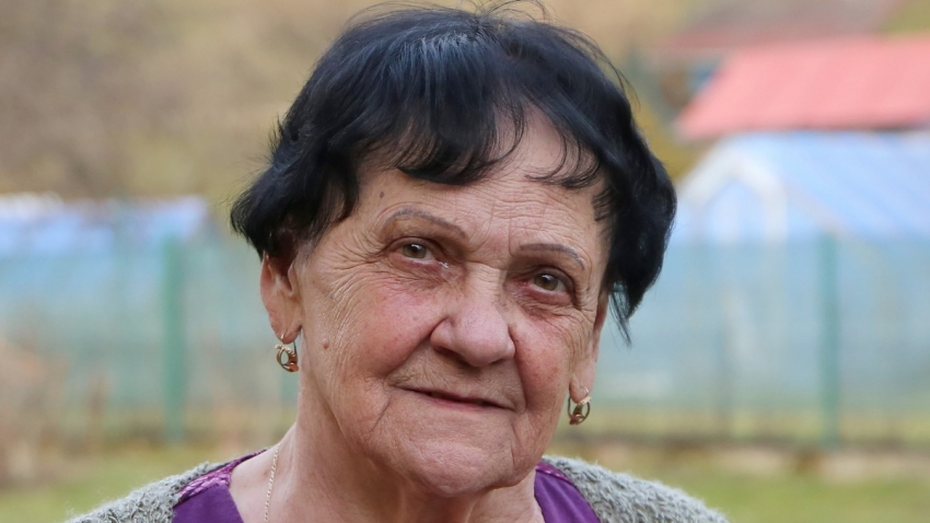 Milena Urbanová v roce 2021. zdroj: Paměť národa