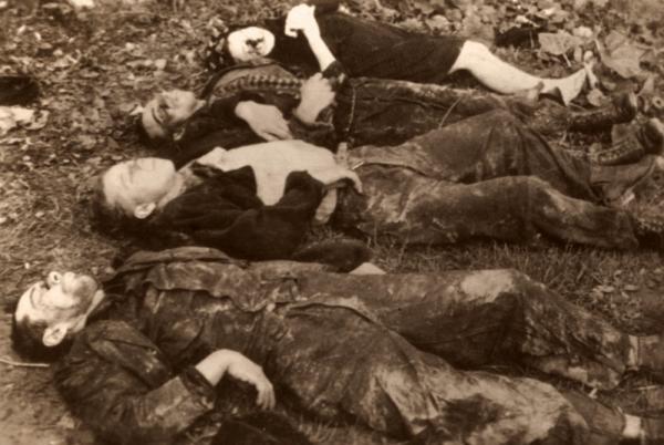 Čtyři obyvatelé Vařákových pasek zavraždění nacisty.