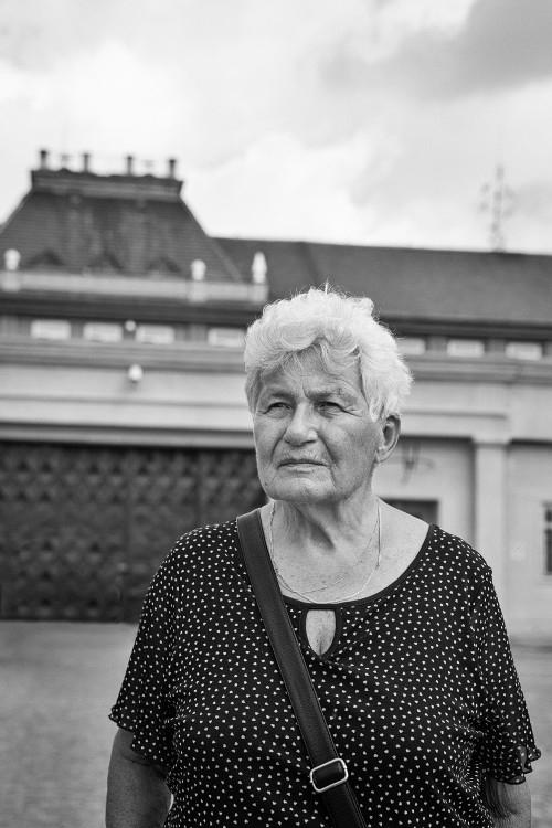 Anna Tesařová-Koutná v roce 2018. Foto Lukáš Žentel