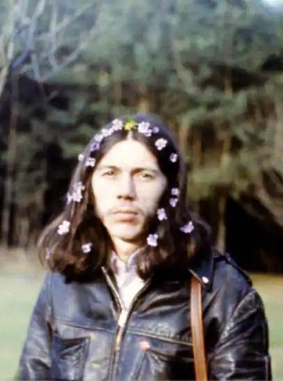 Alik jako dítě květin. Foto: archiv Alika Olisevyče