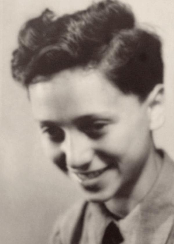Anna v době války. Foto: Paměť národa
