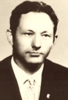 Antonín Navrátil v mládí.