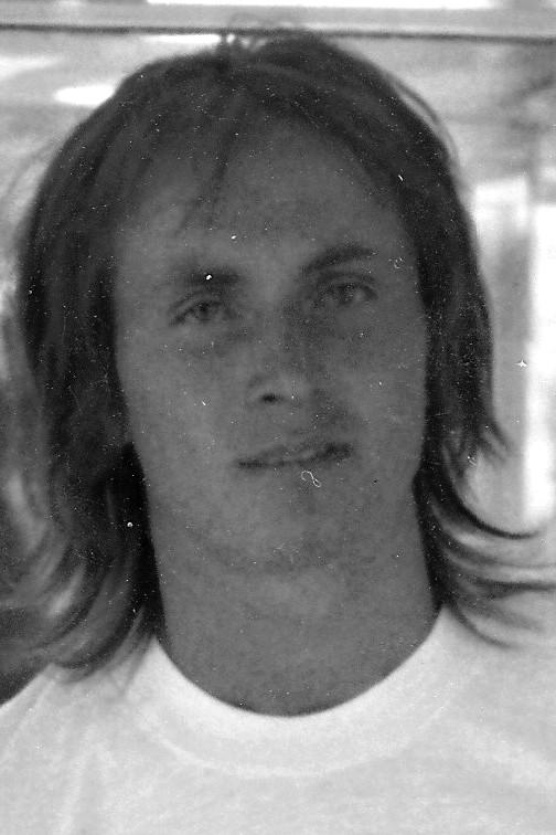 Jiří Barteček v roce 1977. Foto: Paměť národa