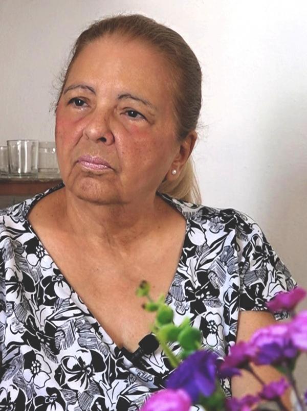 """Martha Beatriz Roque Cabello přezdívaná """"železná dáma kubánské opozice"""". Foto: Paměť národa"""