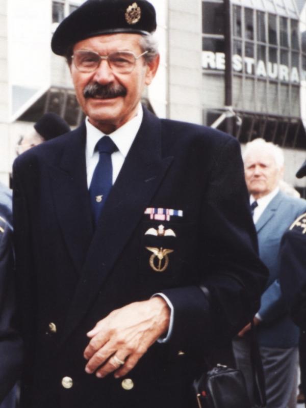Jaroslav Chejstovský v roce 1994.