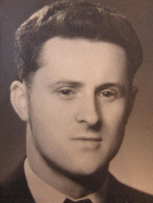 Alois Čoček. Foto: Paměť národa