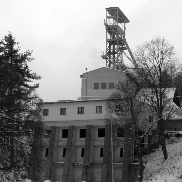 Důl Svornost. Foto Wikipedie