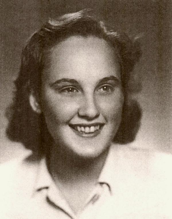 Doris Grozdanovičová v době okupace