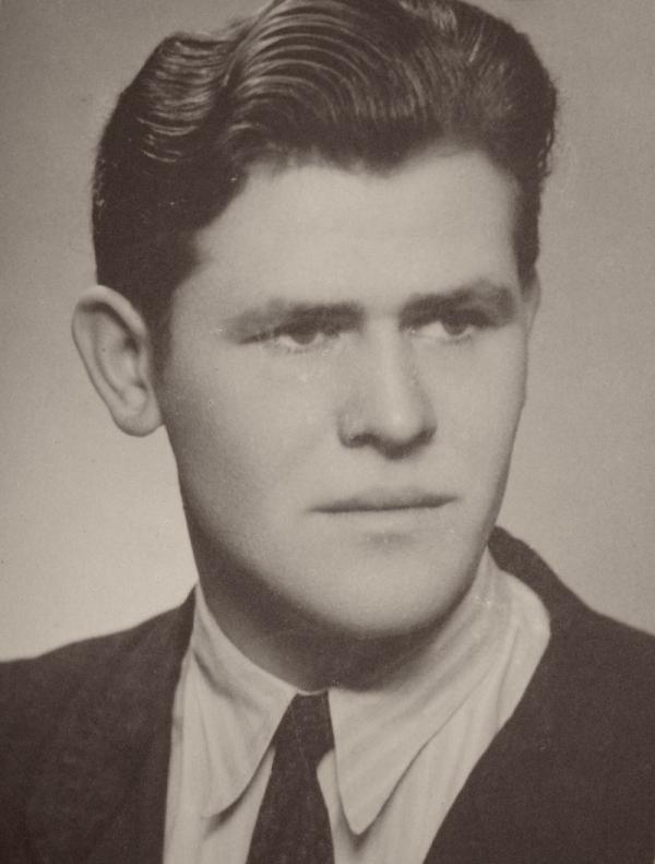 Drahomír Ohera. Foto: Paměť národa