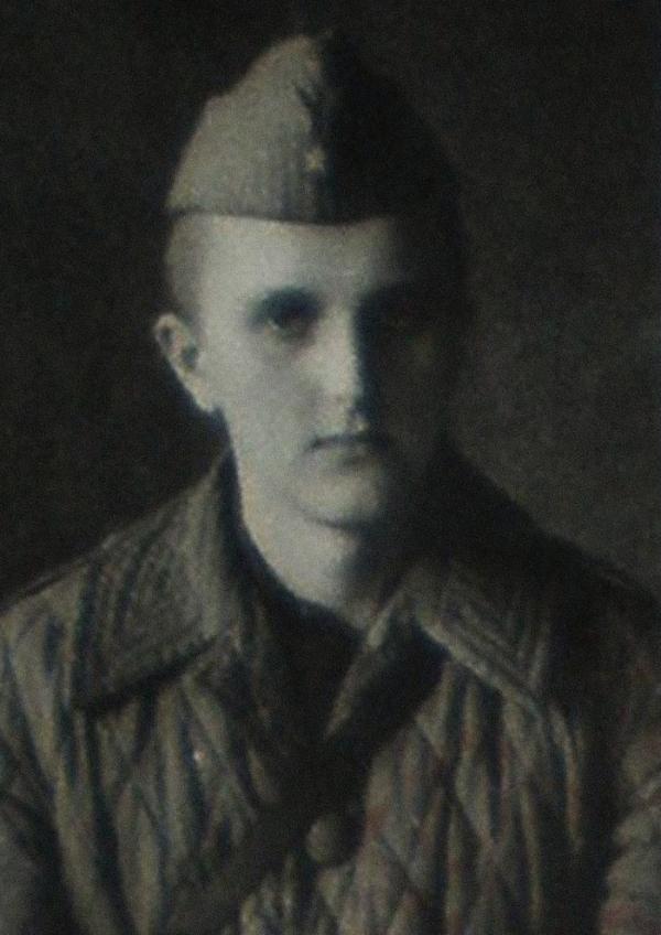 Ervín Páleš jako partyzán ve Vietnamu kolem roku 1950. Foto: Paměť národa