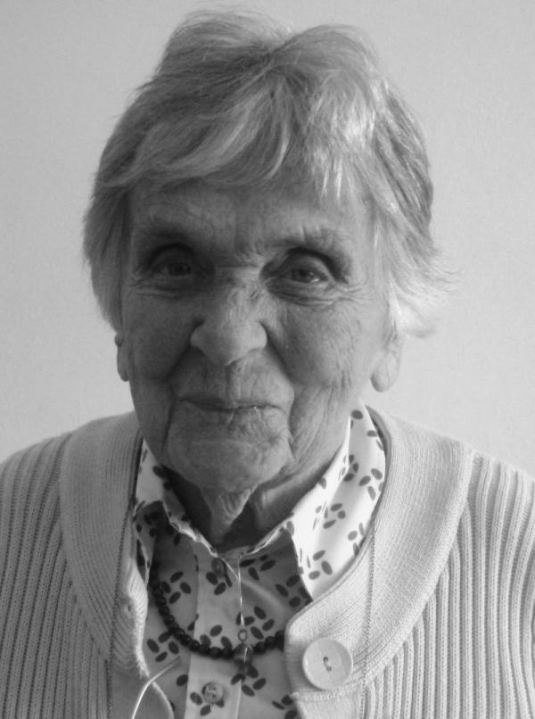 Eva Smolková - Keulemansová v roce 2015. Foto: Paměť národa