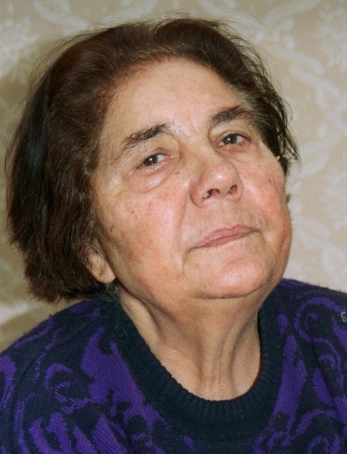 Elena Lacková v roce 1997. Foto: ČTK/Žarnayová Mária