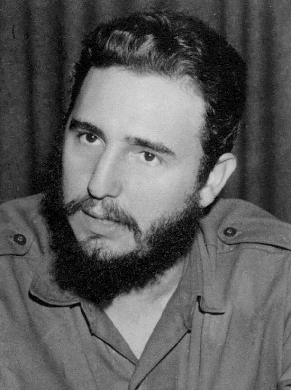 Fidel Castro se vlády ujal v lednu 1959. Foto: Wikimedia Commost/Public Domain