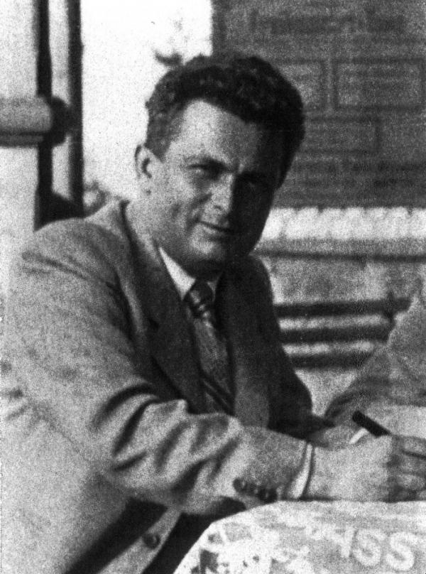 Otto Fischl ve 30. letech.