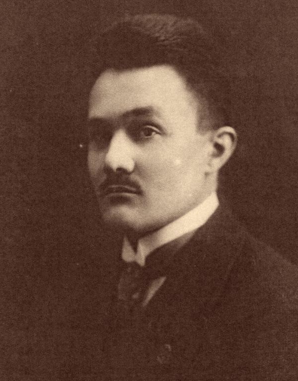 František Černý se jako strojní zámečník živil v mnoha místech Rakouska Uherska. Zdroj: archív Jiřího Trojana