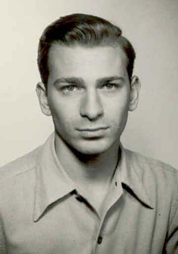 Gene Deitch v mládí. Foto: Paměť národa