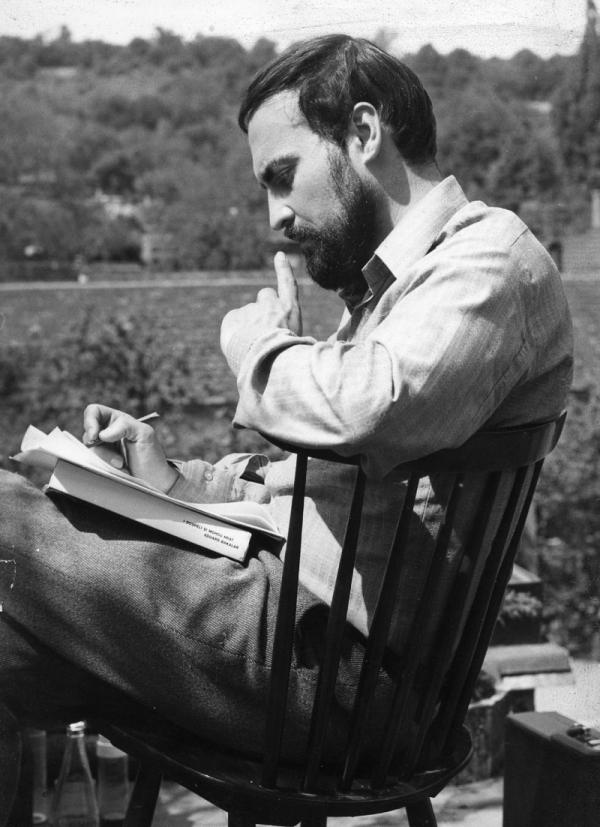 Tomáš Halík v roce 1975.