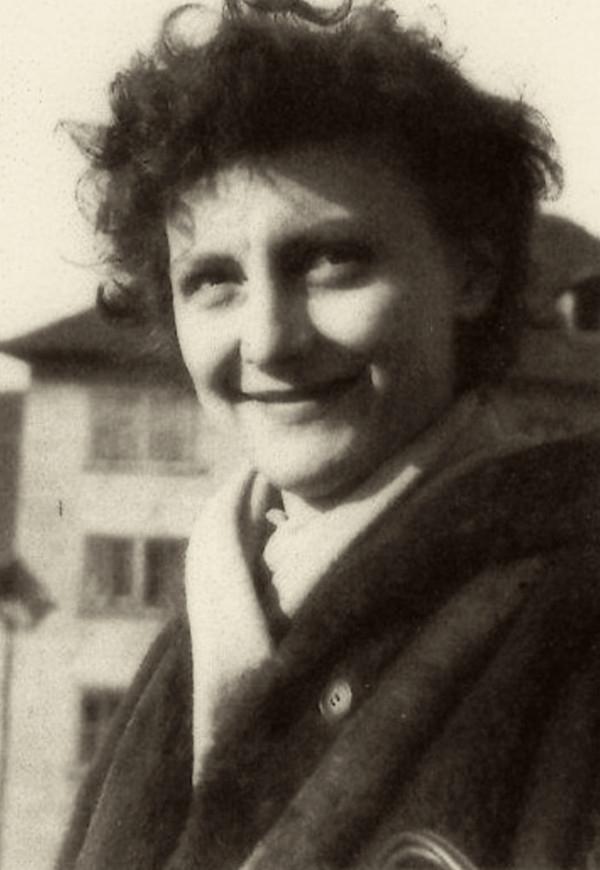 Helena v roce 1957.