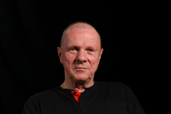 Henryk Wrona při natáčení pro Paměť národa, Zdroj: Post Bellum