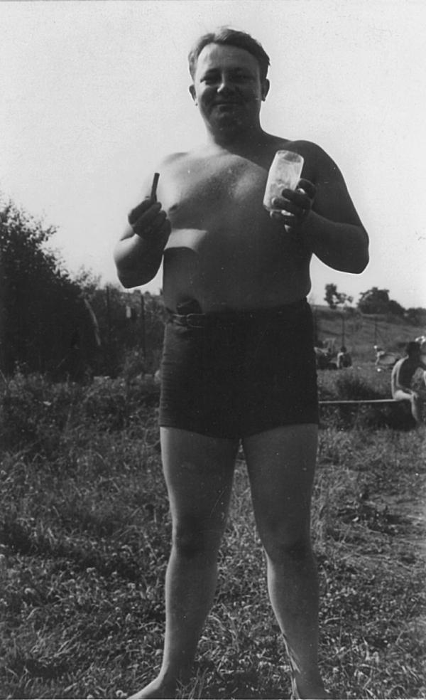 Bedřich Hodulík. Foto: Paměť národa
