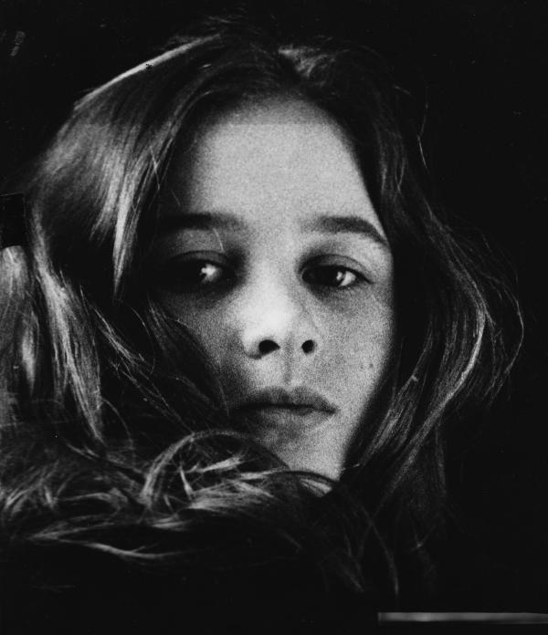 Lenka Honnerová v roce 1974.