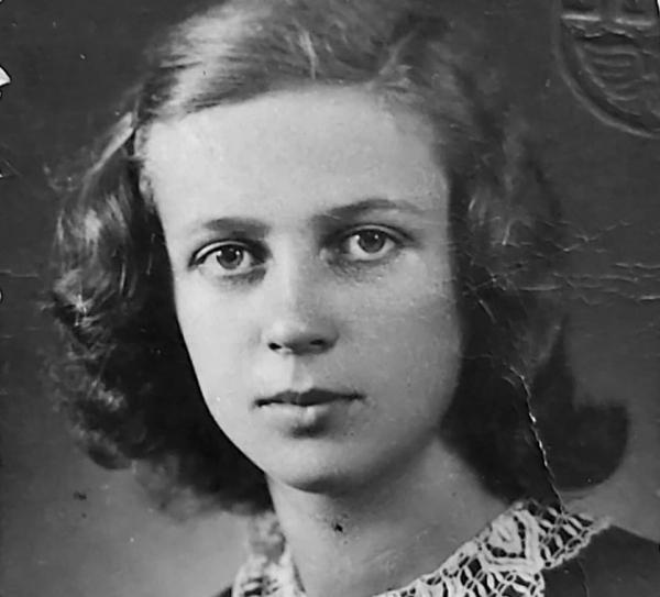 Iva Jarošová. Foto: archív Josefa Kapela