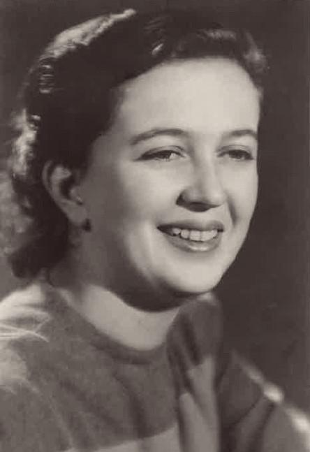 Iva Jarošová zemřela v 79 letech v roce 2008. Foto: Archív Petra Krejčího