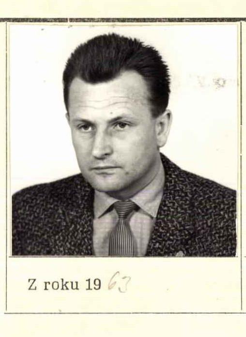 Jan Bednář. Zdroj: Archív bezpečnostních složek