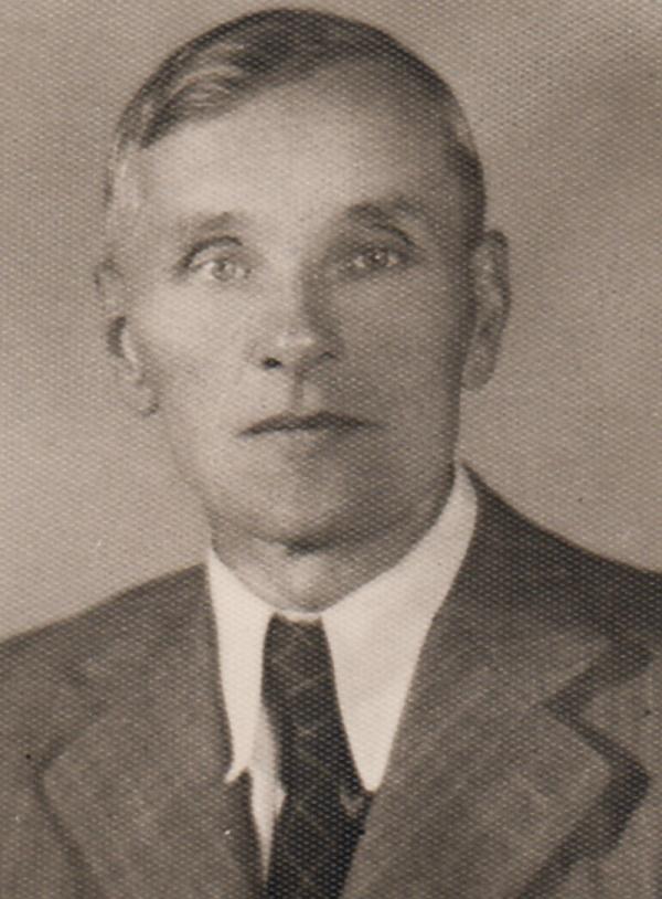 Tatínek Jan Brůna (1894–1954). Foto: Paměť národa