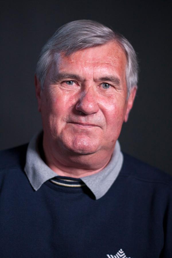 Jan Smolík při natáčení pro Paměť národa v roce 2014.