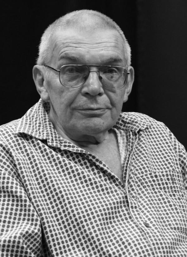 Miroslav Jeník při natáčení pro Paměť národa v roce 2020. Foto: Post Bellum