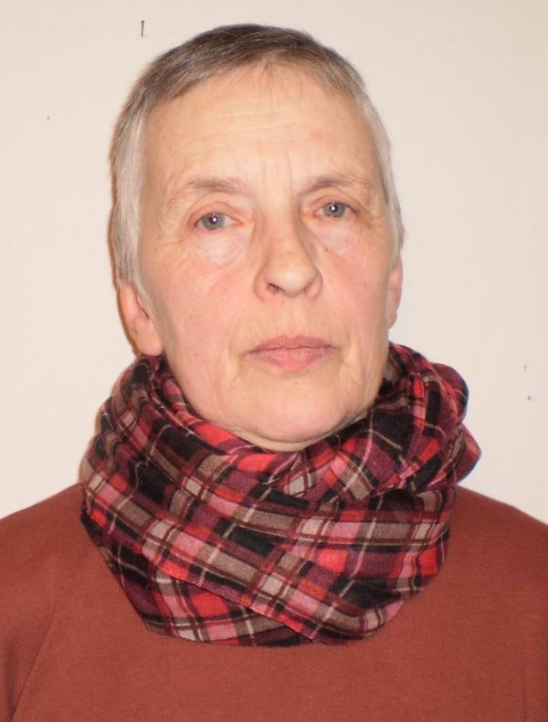 Hana Jüptnerová v roce 2018. Foto: Míša Čaňková/Paměť národa