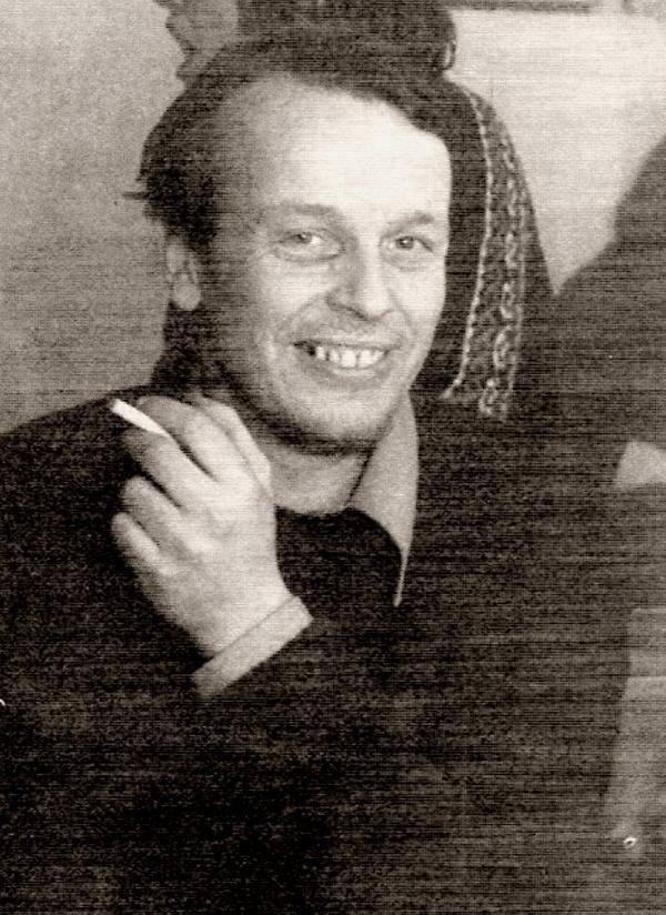 Sváťa Karásek byl odsouzen jen na osm měsíců díky zastání předních disidentů. Foto: Paměť národa