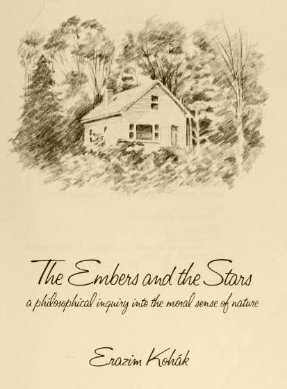Knihu o sepětí člověka s přírodou sepsal po rozvodu, kdy žil několik let v lesích.