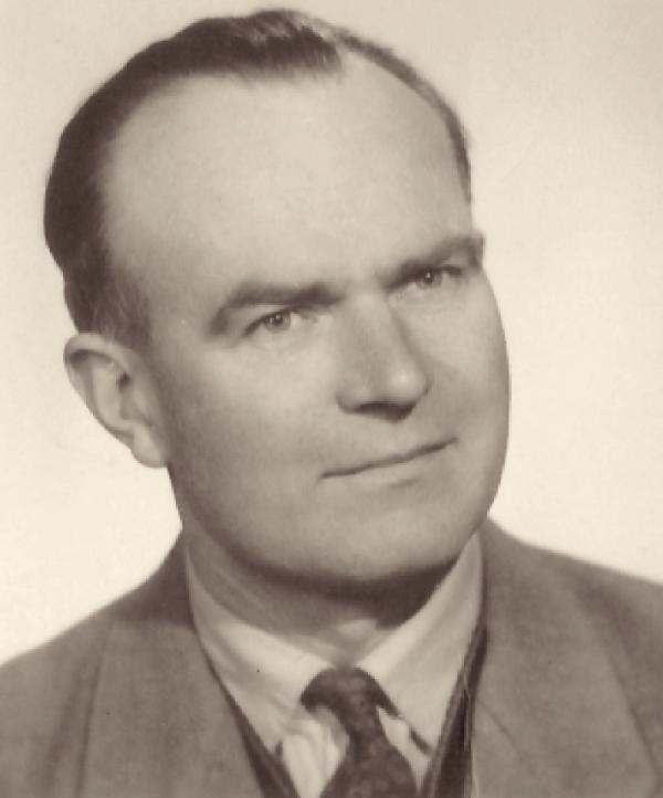 František Kohlíček po propuštění z vězení. Foto: Paměť národa