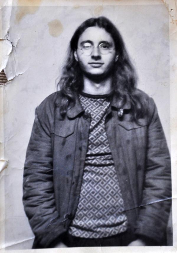 Jan Král asi v roce 1984.