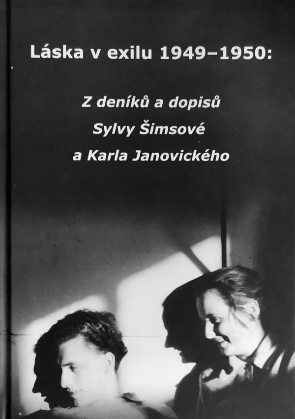 Přebal knihy Sylvy Šimsové o útěku z Československa. Zdroj: archiv Sylvy Šimsové