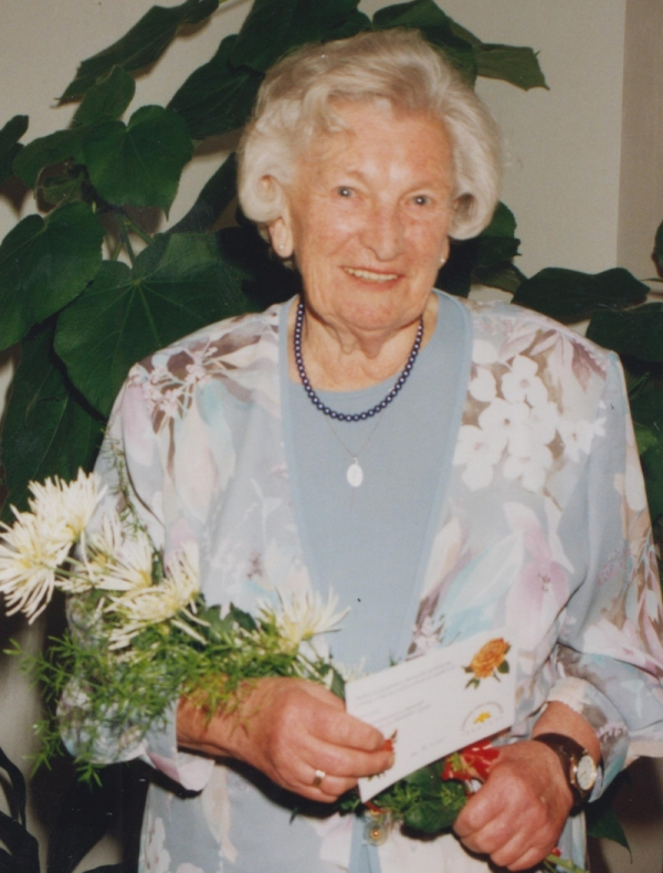 Ludmila Severinová slaví 85 let. Foto: Paměť národa