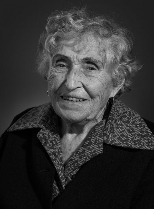 Antonie Málková. Foto: Lukáš Žentel