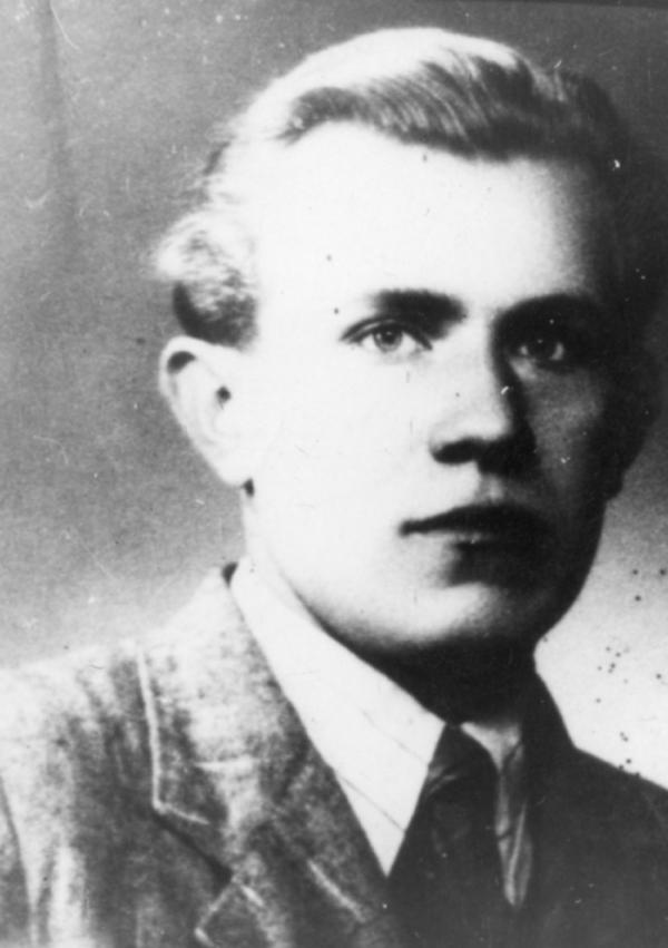 Ladislav Malý, zdroj: ABS, N2/1, i. č. 16