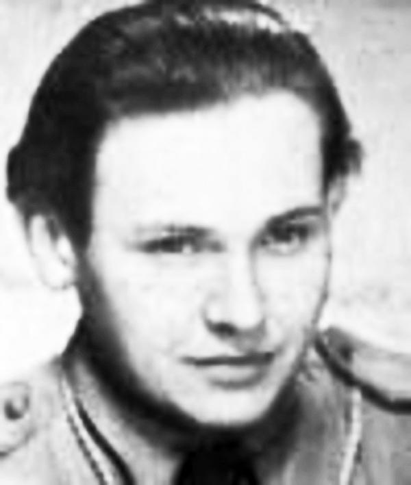 Miloslav Kohout. Foto: Paměť národa