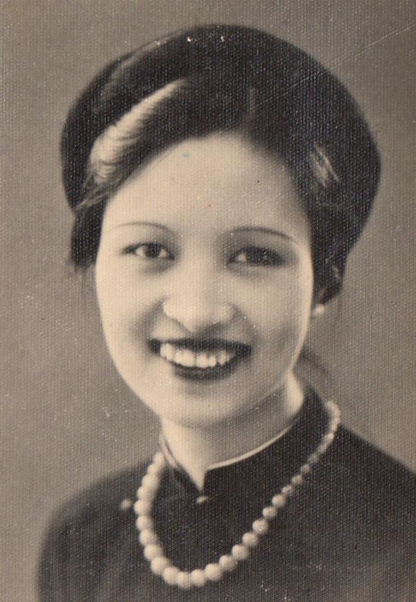 Maminka Nhung. Foto: Paměť národa