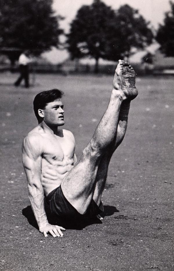 Při prostných, 40. léta 20. století.zdroj: archiv Zdeňka Růžičky
