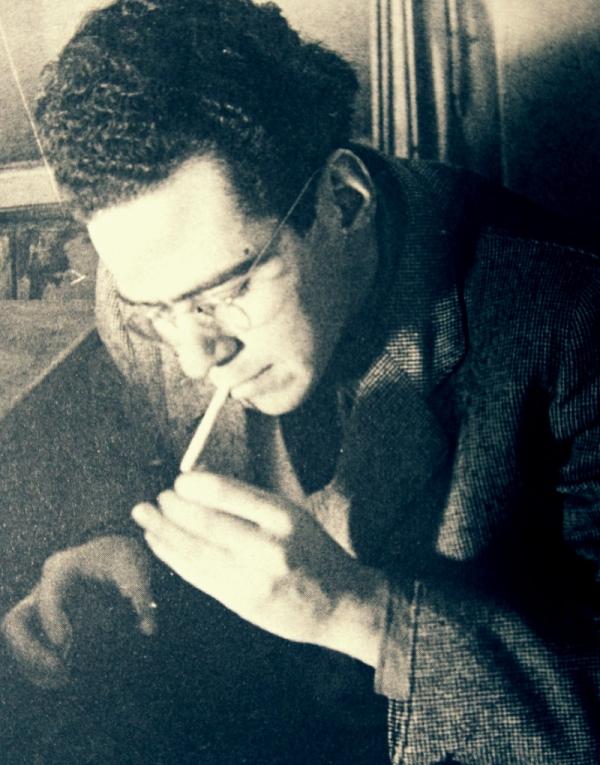 Pavel Kohn před maturitou v roce 1949. Foto: Paměť národa