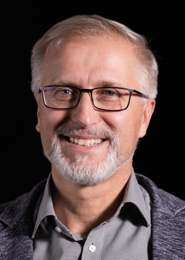 Pavel Šimon při natáčení pro Paměť národa v roce 2019.