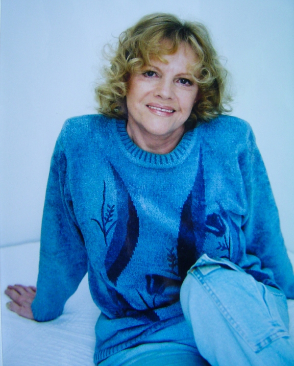 Eva Pilarová v devadesátých letech. Foto: Paměť národa