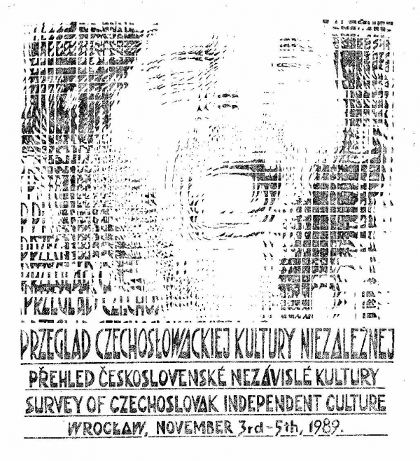 Plakát festivalu