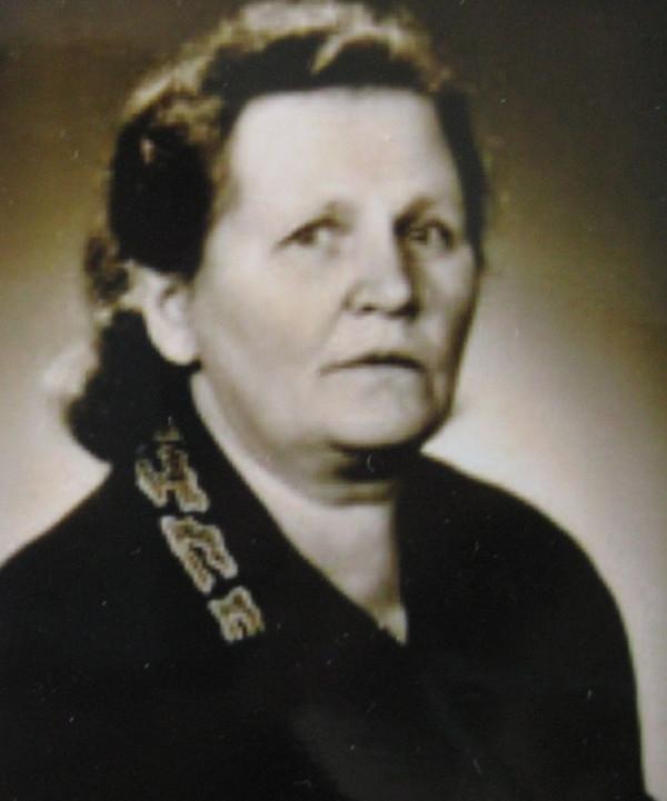 Maminka Ludmila Plichtová