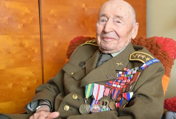 Plukovník Vasil Timkovič v roce 2019. Foto: Paměť národa