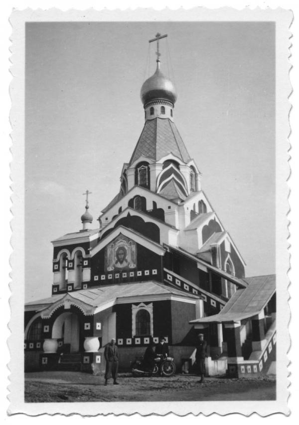 Řeckokatolický kostel v Užhorodě. Foto: Wikimedia Commons